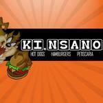 Logotipo Kinsano Foods Fazendinha