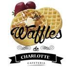Logotipo Los Waffles de Charlotte