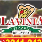 Logotipo Lavinia Pizzaria