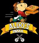 Logotipo Aldo's Pizza Suc Menchaca