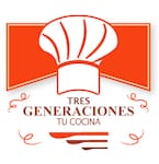 Logotipo Cocina Economica 3 Generaciones