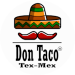 Logotipo Don Taco Tex-mex