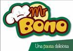 Logotipo Mr. Bono (C.C Miramar)