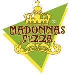 Logotipo Madonnas Pizza Xochimilco