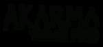 Logotipo Akarma Vegan
