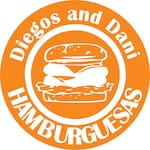 Logotipo Diegos And Dany Hamburguesas