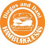Logotipo Diegos And Dany Hamburguesas