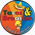 Logotipo Tacos & Broaster