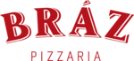 Logotipo Bráz Pizzaria - Tatuapé