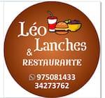 Logotipo Léo Lanches Bh