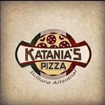 Logotipo Katania's Pizza (Andalucía)