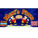 Logotipo Mexi's pizza