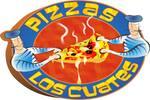 Logotipo Pizzas Los Cuates