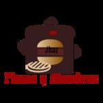 Logotipo Parrilla Y Pizzas Jhaz