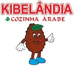 Logotipo Kibelandia Cozinha Árabe