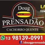 Logotipo Doug Prensadao Cachorro Quente