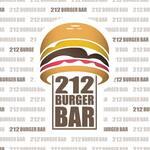 Logotipo 212 Burger Bar