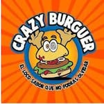 Logotipo Hamburguesas Crazy