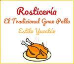Logotipo Rosticeria el Gran Pollo Estilo Yucatán