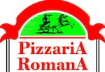 Logotipo Pizzaria Romana