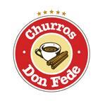 Logotipo Churros Don Fede Churubusco