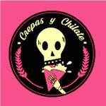 Logotipo Crepas y Chilate