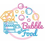 Logotipo Bubble Food
