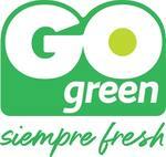 Logotipo Go Green (SM)