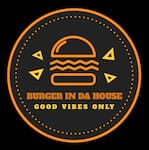 Logotipo Burger In Da House