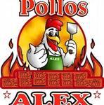 Logotipo Pollos Alex