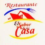 Logotipo Restaurante El Sabor de Mi Casa