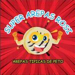 Logotipo Super Arepas Rosi