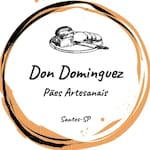 Logotipo Don Dominguez Paes Artesanais
