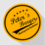 Logotipo Peter´s Burger