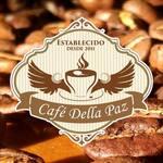Logotipo Cafe Della Paz