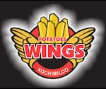 Logotipo Wings Potatoes