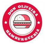 Logotipo Don Oliveira Hamburgueria