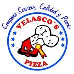 Logotipo Velascos Pizza