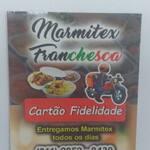Logotipo Pizzaria Franchesca