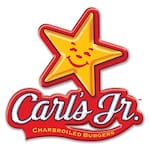 Logotipo Carl's  Jr Liverpool