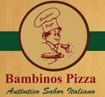 Logotipo Bambinos Pizza Volcanes