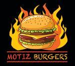 Logotipo Motiz Burger