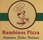Logotipo Bambinos Pizza Tlahuac