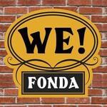 Logotipo Fonda WE