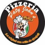 Logotipo Pizzeria Paty John's