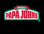 Logotipo Papa John's Suc. Ajusco