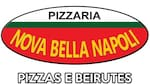Logotipo Pizzaria Nova Bella Napoli