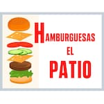 Logotipo Hamburguesas El Patio