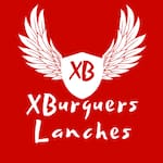 Logotipo X Burguers Lanches