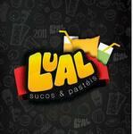 Logotipo Lual Sucos e Pastéis